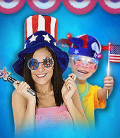 Cool Glow: 4th Of July Party Supplies