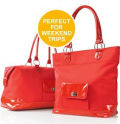 OfficeMax: Free 2-Piece Red Tote And Duffel Set