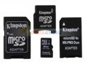 PriceAngels: 30% De Descuento En Kingston 16GB Micro SD TF Tarjeta Con Tres Tarjeta Adaptador