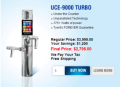 Tyent USA: $1,200 Off The Under Counter Extreme 9000 Turbo Water Ionizer (UCE-9000T)