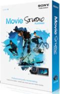 Sonycreativesoftware: Movie Studio Platinum 12 From $94.95