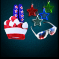 Cool Glow: Patriotic Party Items