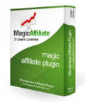 Magic Affiliate: 20% Off 3 Users License