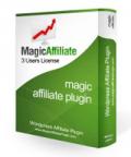 Magic Affiliate: 20% Off 3 Users License