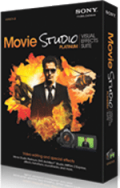 Sonycreativesoftware: Vegas Movie Studio HD Platinum Visual Effects Suite Ab 149,95€