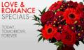 Flora2000: $20 Off Love & Romance Specials