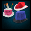 Cool Glow: Party Hats: Low Price