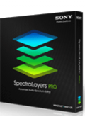 Sonycreativesoftware: SpectraLayers From $374.95
