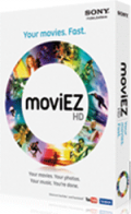 Sonycreativesoftware: Sony Creative Software MoviEZ HD Ab 34,95€