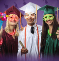 Cool Glow: Graduation Party Items