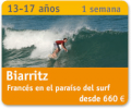 Internationalprojects: Campamentos De Verano En Francia:  Biarritz 13-17 Años