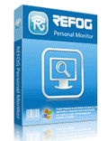 Refog: REFOG Personal Monitor - 3 License - Only $119.95