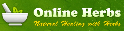 Click to Open Online Herbs Store