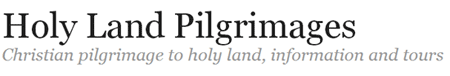 Click to Open Holy Land Pilgrimages Store