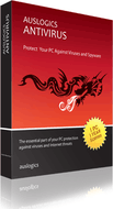 Auslogics: Auslogics Antivirus - Annual Subscription (1 Year)