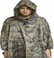 MilitaryClothing: 12% Off ABU Tiger Stripe Air Force Nylon Ripstop Poncho