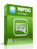 Refog: REFOG Keylogger - 1 License - Only $49.95