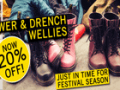 Scorpio Shoes: 20% Off Dr Martens Wellies + Snow Boots Plus Free Shipping