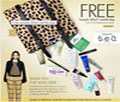 Beauty: Free Sample-Filled Camille Bag With Any $100 Purchase