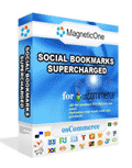 MagneticOne: 30% Off OsCommerce Social Bookmarks Supercharged