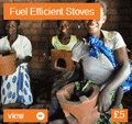 Concern Universal: Fuel Efficient Stoves £5
