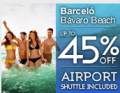 BarceloHoteles: 45% Rabatt Barceló Bávaro Beach