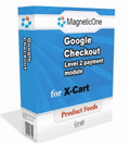 MagneticOne: 30% Off X-Cart Google Checkout Level 2 Payment Module