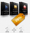 Solveig Multimedia: 25% Off HyperCam 3 + Video Splitter Or Video Splitter + WMP Trimmer Plugin Or HyperCam 3 + WMP Trimmer Plugin