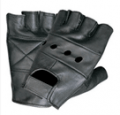 The Bikers' Den: Free Leather Fingerless Motorcycle Gloves With Any Leather Purchase (a $10.95 Value!)