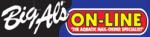 Click to Open Big Al's Online Store
