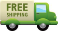 Creative Recreation: Free Shipping