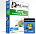 Disk Doctors: Disk Doctors Photo Recovery (Win)