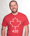 Headline Shirts: Get $13 Off On Canadian Flag 420