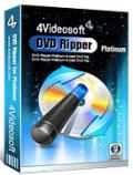 4Videosoft: 30% Off 4Videosoft DVD Ripper Platinum