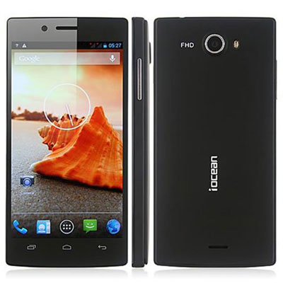 Banggood.com: Extra $15 Off IOcean X7 Elite 5.0 Inch Android 4.2 MTK6589T Smart Phone
