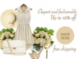 ZLZ.com: 40% Off Elegant & Fashionable Items + Free Shipping