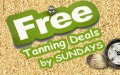 More Free Tanning Deals Coupons