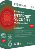 Kaspersky: Kaspersky Internet Security 2014, R$99.90