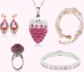 CharmJewel: 10% Off Pink Jewelry + Free Shipping