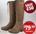 Robinsons: £50 Off Dublin Torrente Boots