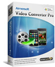 Aimersoft: 42% Off Aimersoft Video Converter Pro