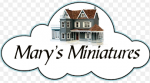 Click to Open Mary's Miniatures Store