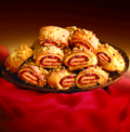 David's Cookies: 50% Off Raspberry Ruggelach