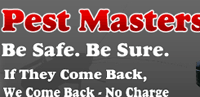 Click to Open Pest Masters Store