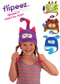High Street TV: Save 17%  Flipeez - Super Fun Animated Hats