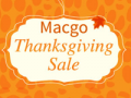 Macgo: 54% Off - Thanksgiving Sale