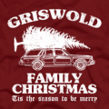 Five Finger Tees: Griswold Family Christmas