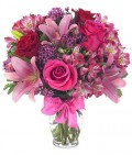 From You Flowers: Rose & Lily Celebration At Best Quality & Price