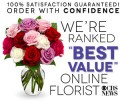 From You Flowers: 50% Off Roses