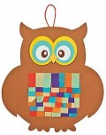 Oriental Trading: 14% Off Tissue Paper Owl Craft Kit